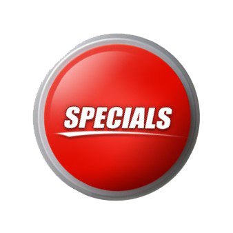 Monarch Cleaning Specials Button